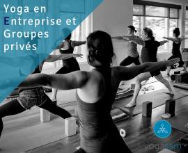 Yoga en entreprise - Yoga SAM Rimouski